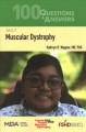 Cover for 100 Questions and Answers About Muscular Dystrophy