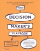 Cover for The Decision Maker's Playbook