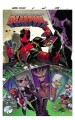 Cover for Deadpool: too soon?