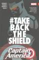 Cover for Captain America - Sam Wilson 4: #takebacktheshield