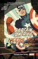 Cover for Captain America by Mark Waid: promised land
