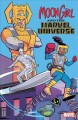 Cover for Moon Girl and the Marvel Universe