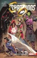 Cover for Champions 5: Weird War One