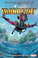 Cover for Ironheart 1: Those With Courage