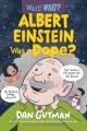 Cover for Albert Einstein was a dope?
