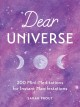 Cover for Dear universe: 200 mini-meditations for instant manifestations