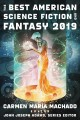 Cover for The best American science fiction and fantasy 2019