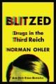 Cover for Blitzed: drugs in the Third Reich