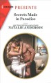 Cover for Secrets Made in Paradise