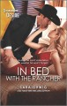 Cover for In Bed With the Rancher