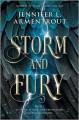 Cover for Storm and Fury