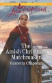 Cover for The Amish Christmas matchmaker