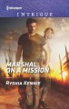 Cover for Marshal on a mission