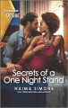 Cover for Secrets of a One Night Stand