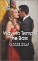 Cover for Ways to Tempt the Boss