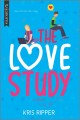 Cover for The love study
