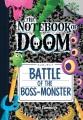 Cover for Battle of the boss-monster