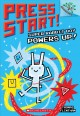 Cover for Super Rabbit Boy powers up!