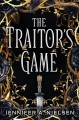 Cover for The traitor's game