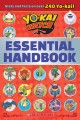 Cover for Yo-kai watch essential handbook.