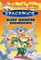 Cover for Slurp monster showdown