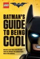 Cover for Batman's guide to being cool