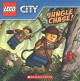 Cover for Jungle chase!