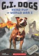 Cover for Sgt. Stubby: / hero pup of World War I
