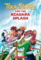 Cover for Thea Stilton and the Niagara splash