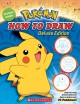 Cover for Pokemon: how to draw