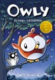 Cover for Owly: flying lessons