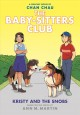 Cover for The Baby-sitters Club 10: Kristy and the Snobs: a Graphic Novel (Baby-sitte...
