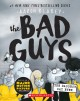Cover for The Bad Guys in The baddest day ever