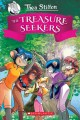 Cover for The treasure seekers