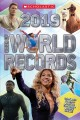 Cover for Scholastic book of world records 2019