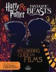 Cover for Harry Potter & Fantastic beasts: a spellbinding guide to the films