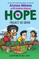 Cover for Project go green