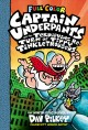 Cover for Captain Underpants and the Terrifying Return of Tippy Tinkletrousers: Color...