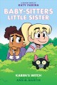 Cover for Baby-sitters little sister. 1, Karen's witch