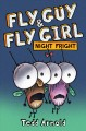 Cover for Fly Guy & Fly Girl: night fright