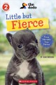 Cover for Little but fierce