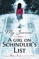 Cover for My survival: a girl on Schindler's list