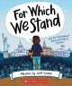 Cover for For which we stand: how our government works and why it matters
