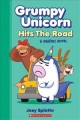 Cover for Grumpy Unicorn Hits the Road