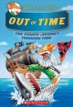 Cover for Out of time: the eight journey through time