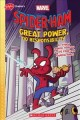 Cover for Spider-ham Great Power, No Responsibility
