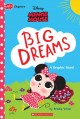 Cover for Minnie Mouse Big Dreams