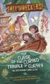 Cover for Shipwreckers!: the curse of the cursed temple of curses, or, We nearly died...
