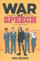 Cover for War and speech