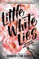 Cover for Little white lies